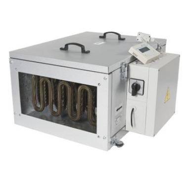 Centrala de ventilatie LCD MPA 3200 E3