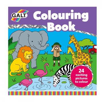 Carte de colorat, Marea carte de colorat de la A&P Collections Online Srl-d