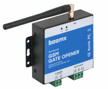 Modul de comanda prin GSM cu un releu, 3G de la Lax Tek