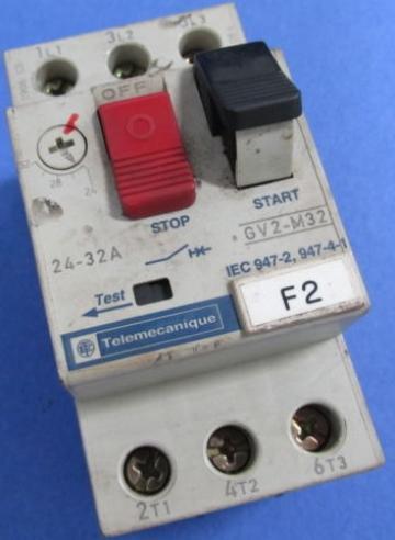 Motor starter Telemecanique GV2 M32-C