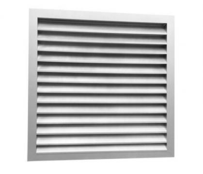 Grila exterior Outdoor grid wit wire mesh 500x250mm