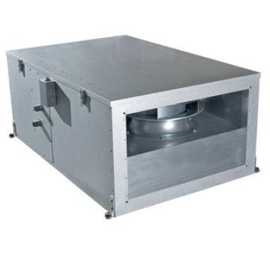 Centrala de ventilatie LCD PA 02 W2 de la Ventdepot Srl