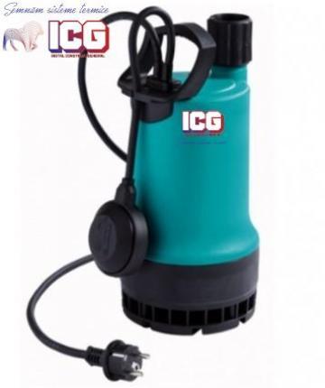 Pompa submersibila pentru apa uzata Wilo TMR 32 / 8