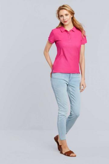 Tricou Premium Cottonn Ladies' Double Pique Polo de la Top Labels