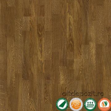 Parchet triplustratificat stejar Honey Molti 14 mm