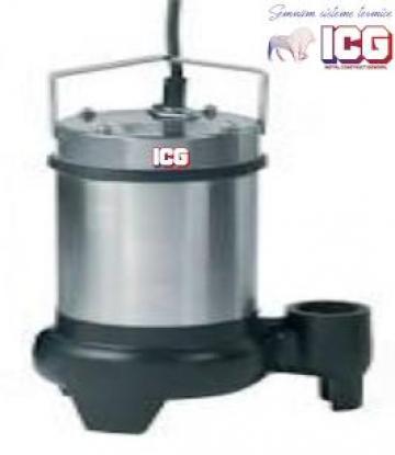 Pompe submersibile pentru drenaj Wilo Drain TS 40/10-A