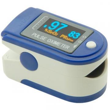 Pulsoximetru Contec CMS50D de deget pentru adulti si copii