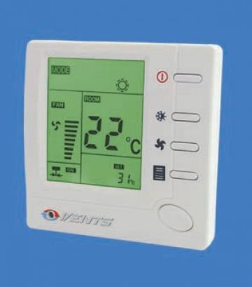 Regulator de temperatura RTS 1-400