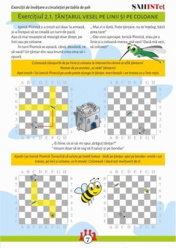 Revista sah, Sah Istet - nr. 1/2015 de la Chess Events Srl