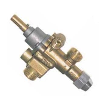 Robinet de gaz PEL 22S/V, intrare gaz M20x1.5 de la Kalva Solutions Srl