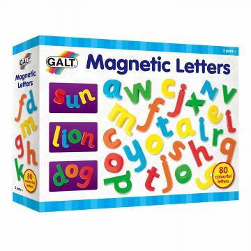 Joc set litere magnetice (80 piese) de la A&P Collections Online Srl-d