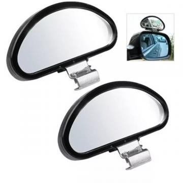 Set oglinzi auto auxiliare reglabile cu fixare clema