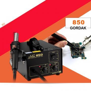 Statie de lipit cu aer cald Gordak 850 de la Retail Net Concept SRL
