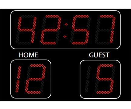 Tabela electronica fotbal TBS-FTB19-30