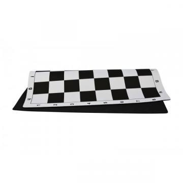 Tabla de sah rulabila Mousepad de la Chess Events Srl