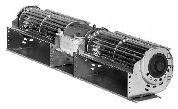 Ventilator tangential QLN65/1818-3045 de la Ventdepot Srl