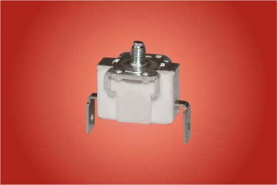 Termostat bimetal cu surub 65*C, 16A de la Kalva Solutions Srl