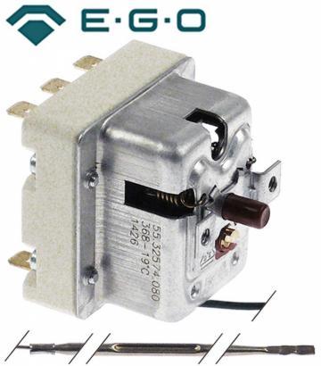 Termostat de siguranta 368*C, 3NO, 10A/400V