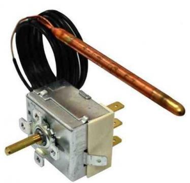 Termostat monofazic reglabil 30-90C de la Kalva Solutions Srl