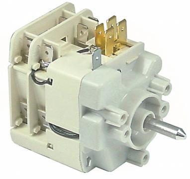 Timer MS65 1CO/2NO/1NC, 250V de la Kalva Solutions Srl