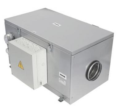 Centrala de ventilatie LCD VPA 200-3.4-1 de la Ventdepot Srl