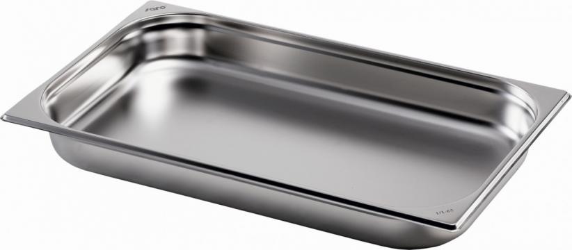 Vascheta GN Budget Line 1/1 GN adancime 20mm de la Clever Services SRL