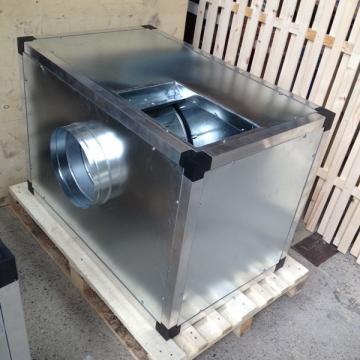 Ventilator BOX HP250 1450rpm 0.75kW 230V