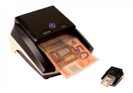Verificator numarator bancnote Multi de la Fiscal Systems