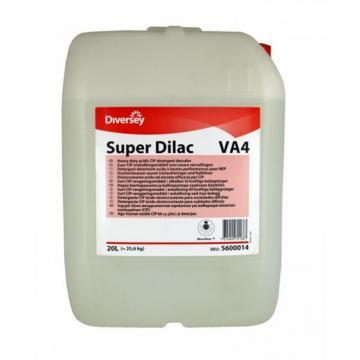 Detergent detartrant Super Dilac, Diversey, 20 litri