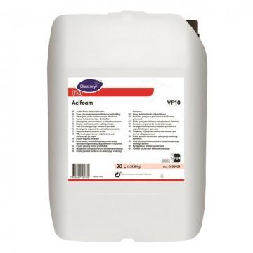 Detergent detartrant spumant acid Acifoam, Diversey, 20litri