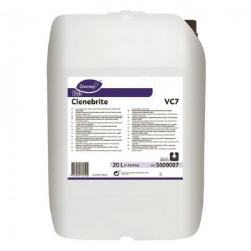 Detergent lichid puternic alcalin Clenebrite, Diversey, 20L