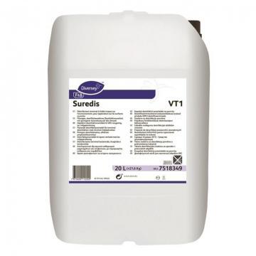 Dezinfectant suprafete Suredis, Diversey, 20L