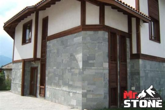 Piatra Gneis Gri de Sardinia regulat 5cm x LL de la Antique Stone Srl
