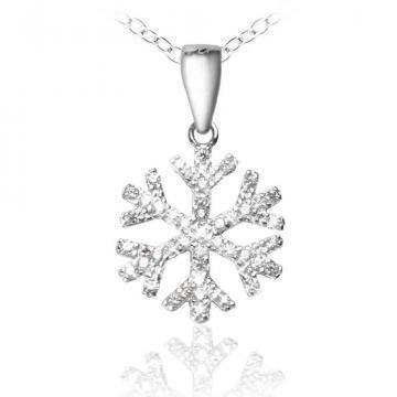 Pandant Winter Magic Silver 925 Crystal Diamonds de la Luxury Concepts Srl