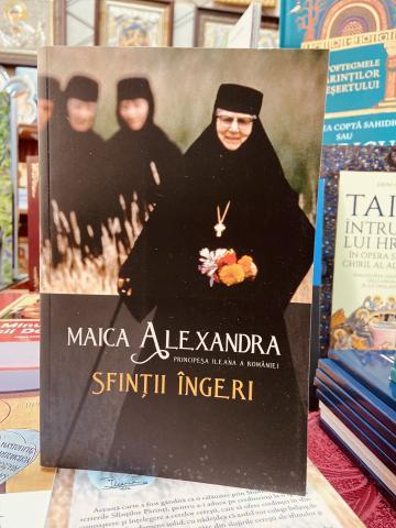 Carte, Sfintii Ingeri Maica Alexandra de la Candela Criscom Srl.