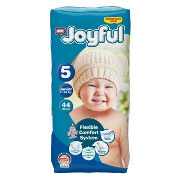 Scutece copiiJoyful, 88 buc/set, marime 5 Junior, 11-25 kg de la Europe One Dream Trend Srl