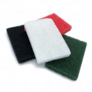 Tampoane abrazive pentru curatare si lustruire 15 x 10 cm de la Maer Tools