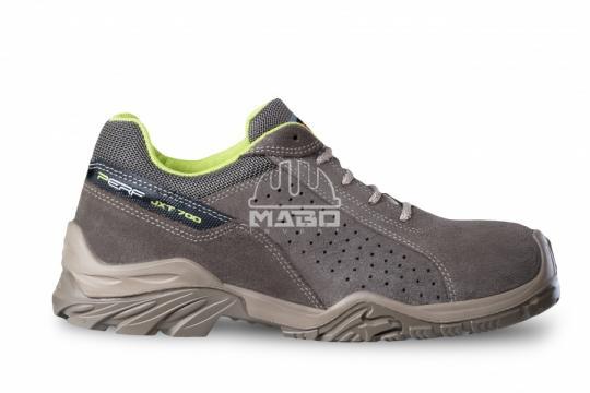Pantofi de protectie Force S1P SRC, Perf, gri