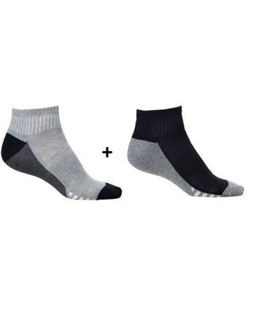 Sosete Duo Grey - set 2 perechi