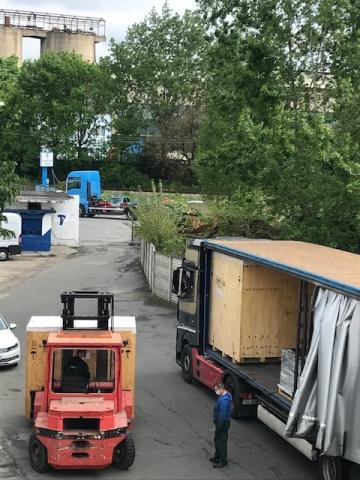 Transport marfa Europa de la Siclog Srl