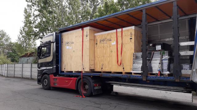 Transport rutier de marfa intern si international de la Siclog Srl