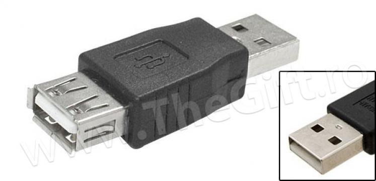 Adaptor USB 2.0 Mama la Tata de la Thegift.ro - Cadouri Online