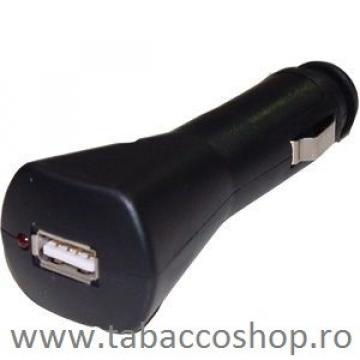 Adaptor auto pentru incarcare tigara