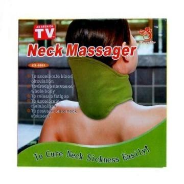 Aparat masaj pentru gat Neck Massager de la Www.oferteshop.ro - Cadouri Online