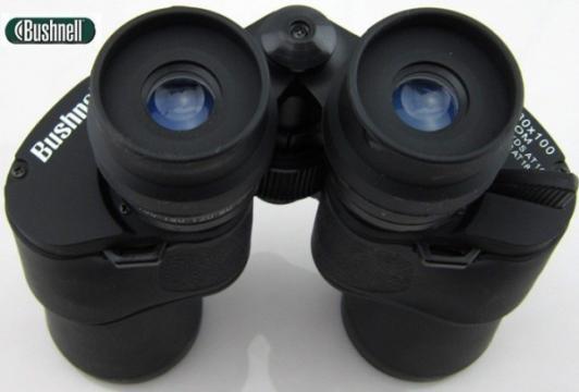 Binoclu Bushnell cu zoom mare 10-180X100