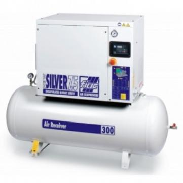 Compresor Fiac cu surub New Silver 7,5 300