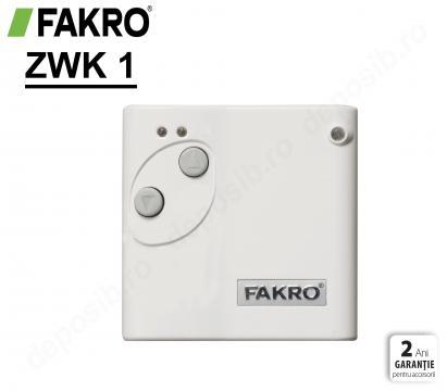 Comutator de perete wireless Fakro ZWK 1 de la Deposib Expert