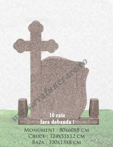 Cruce granit Aripi 3 de la Casa Funerara Eva Srl