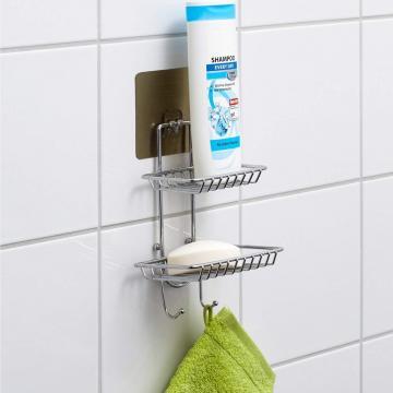 Etajera baie cu autocolant repozitionabil de la Plasma Trade Srl (happymax.ro)