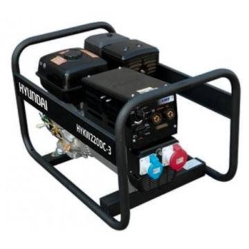 Generator curent trifazat de sudura Hyundai HYKW220DC-3 de la Tehno Center Int Srl